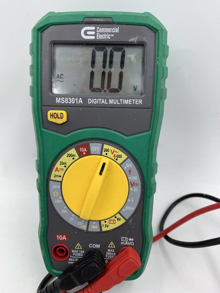 Digital Multi Meter(Used)