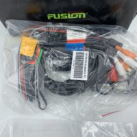 Fusion Radio Stereo(For Parts Only)