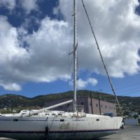 Mast from a Beneteau 50 Keel Stepped(Used) Beneteau 50