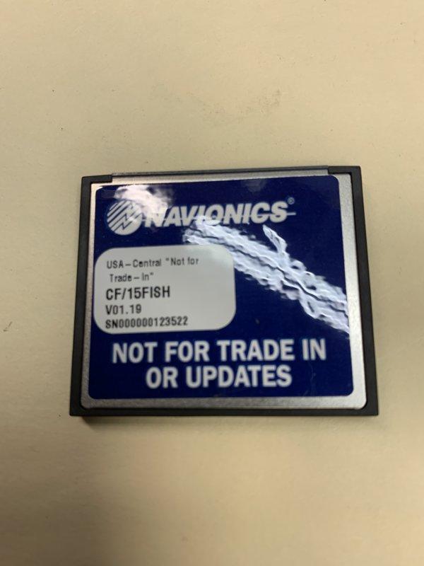 Navionics USA(Used)