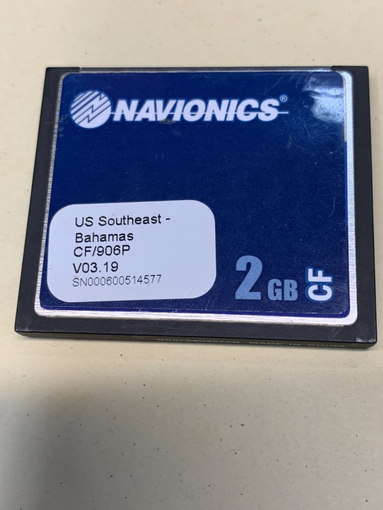 Navionics US Southeast(Used)