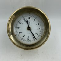 Quartz Brass Clock(New (Out of package))