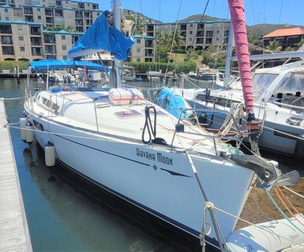 Jeanneau Sun Odyssey 44i boat for sale