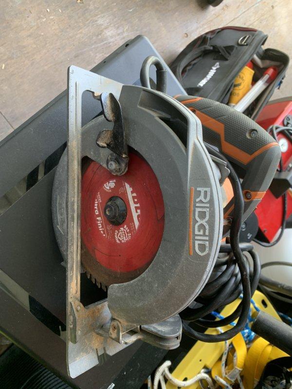 Rigid Circular Saw(Used)