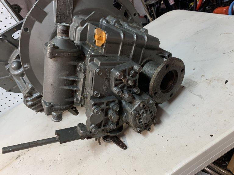 Tough Toro Transmission(Used)
