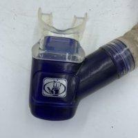 Blue Snorkel Tube(Used)