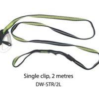 Spinlock Safety Lines STR/2L 2 m Standard