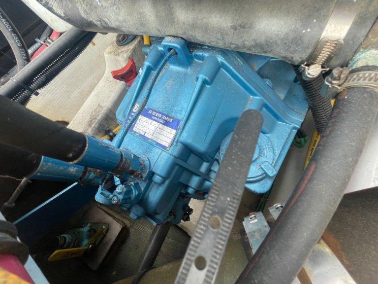 Bertram boats engine for sale