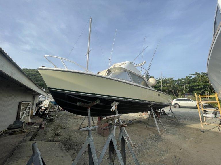 1973 Bertram Yachts
